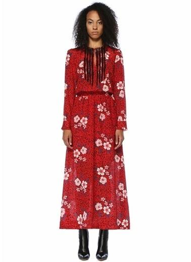 Zadig&Voltaire Elbise Kırmızı